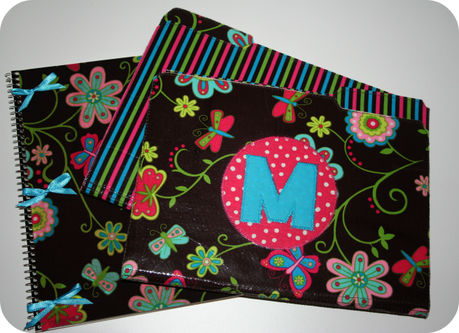 Fancy File Folders by SewMichelle