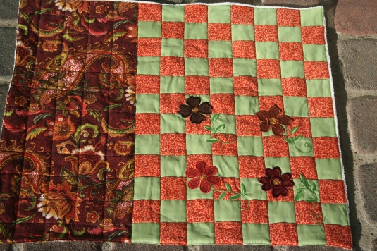Kitchen Quilt 2012
